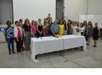 Aula inaugural da IV turma de pós-graduação em Literatura e Ensino