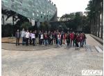 Alunos de Arquitetura e Urbanismo em Visita Técnica na cidade de São Paulo