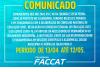 COMUNICADO: Antecipação de Férias - Julho 2020