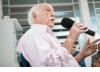 Fotógrafo Reginaldo Manente ministra palestra aos alunos de jornalismo da FACCAT