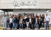Alunos das Faculdades FACCAT visitam JACTO e UNIPAC