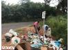 Alunos de Educação Física da FACCAT realizam desafio do lixo com voluntários do Programa Escola da Família