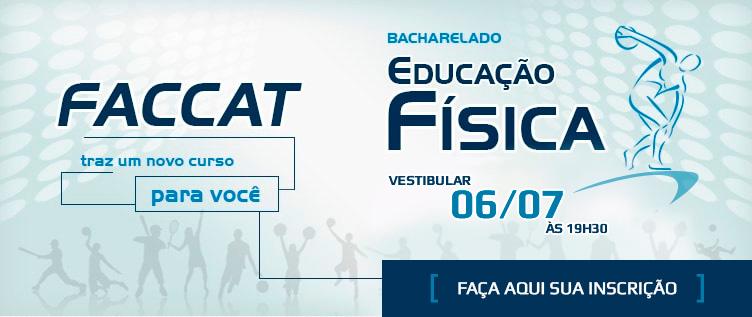 Banner Educação Física 2017