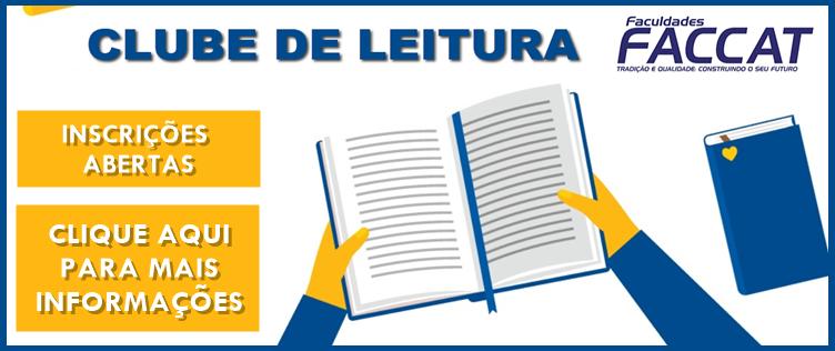Clube de Leitura 2018